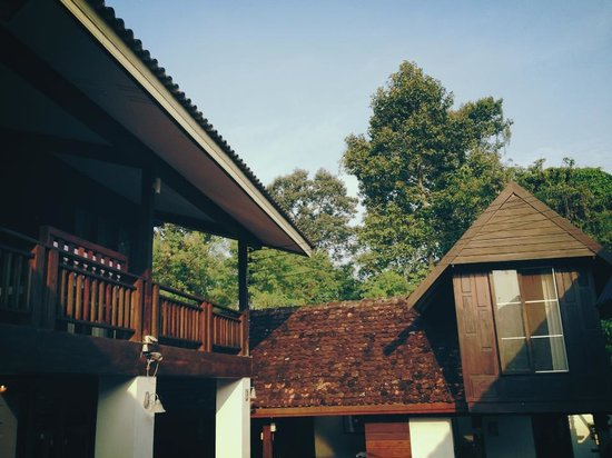 Bodhi Villa : Thai Style House