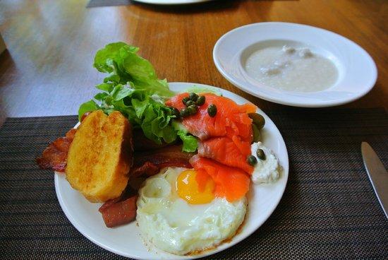 Sofitel Krabi Phokeethra Golf & Spa Resort: 조식