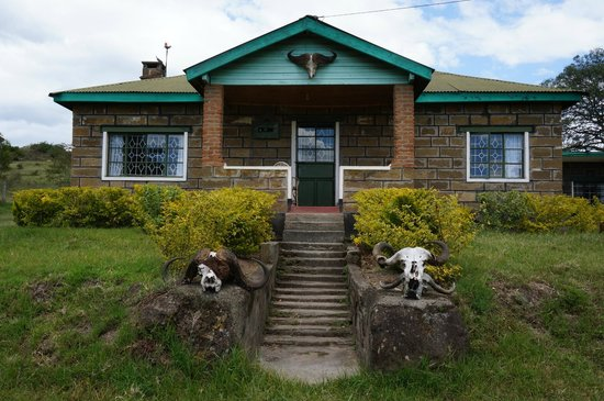 Australken Tours & Travel: WCK Guest House, Lake Nakuru NP