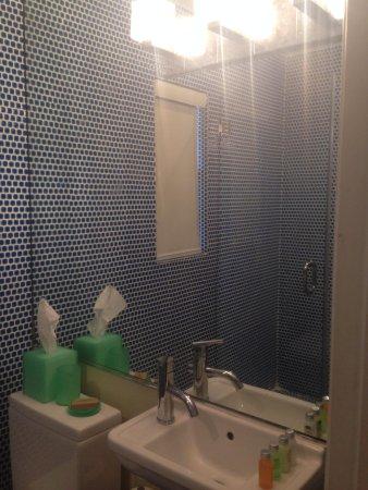 The New Hotel : Bath Room