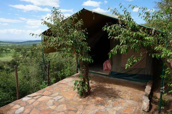 Australken Tours & Travel: Tented Camp, Masai Mara