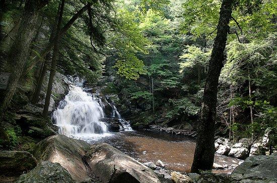 Wahconah Falls State Park: Wahconah Falls 2013.