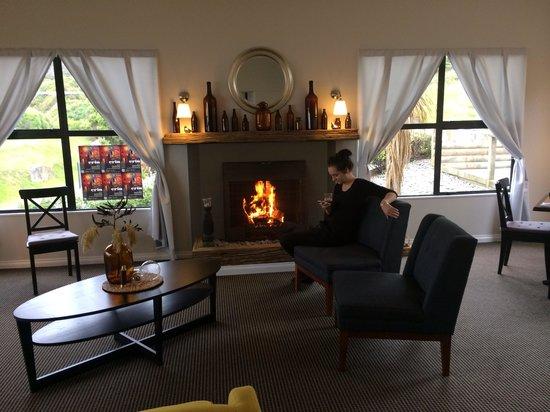 Lands End : Winter fire in SUMMER?