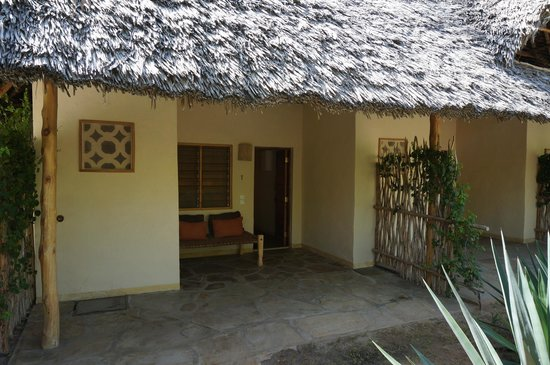 Mawimbi Lodge: Room