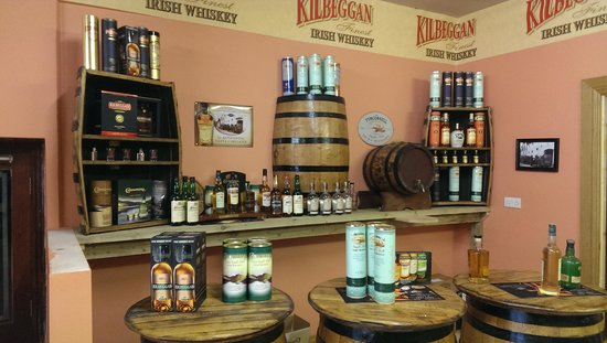 Cooley Whiskey Visitor Centre