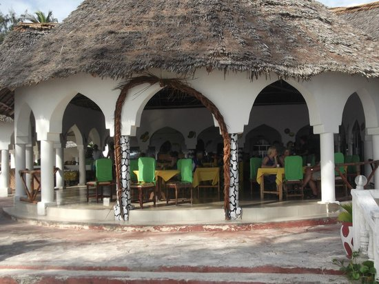 Visitor's Inn Hotel: ресторан