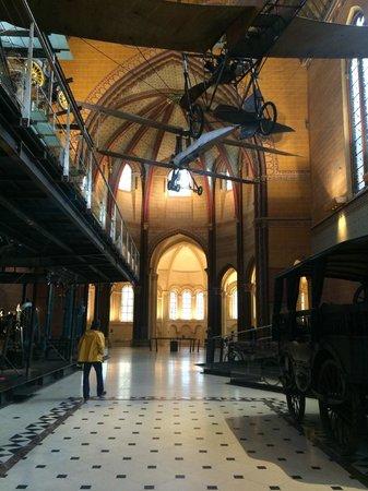 Musée des arts et métiers : 12th century architecture