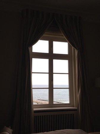 Grand Hotel Heiligendamm: Deluxe Suite Seeblick