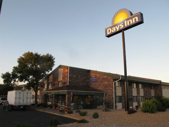 Days Inn Fort Collins: the motel