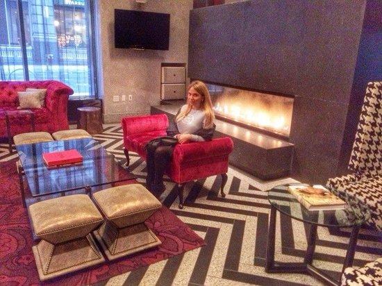 Gansevoort Park Avenue NYC : отель
