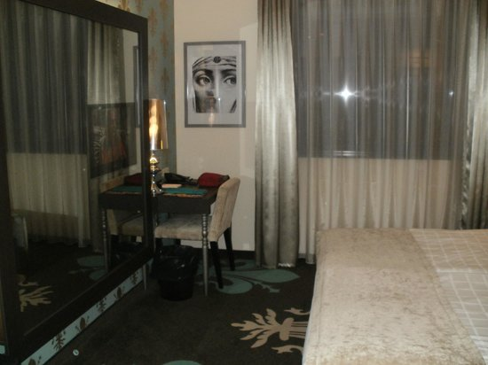 La Prima Fashion Hotel: Room