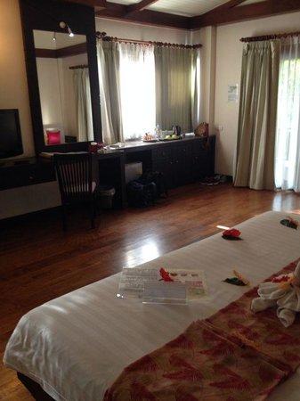 Aonang Phu Petra Resort, Krabi : camera