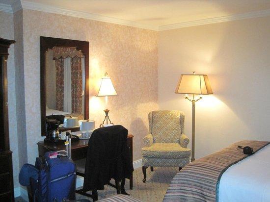 Prince Conti Hotel : Room