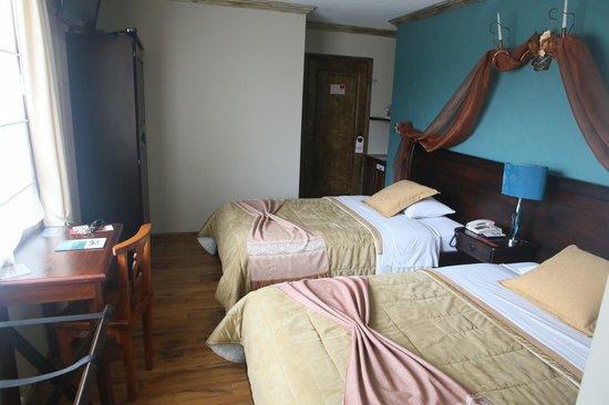 Morenica del Rosario Hotel: Номер