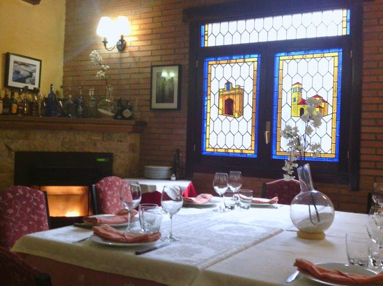 Restaurante Ballestero ( Cogolludo, Guadalajara )