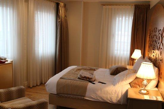 Katelya Hotel: номер