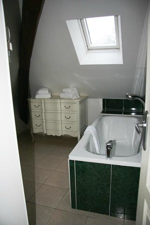 Hotel le Clos d'Amboise : Bathroom