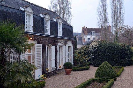 Hotel le Clos d'Amboise: Second building
