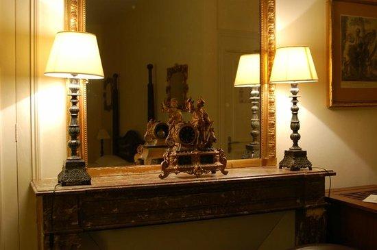 Hotel le Clos d'Amboise: Cozy rooms