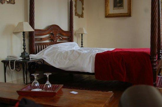 Hotel le Clos d'Amboise: Comfortable rooms