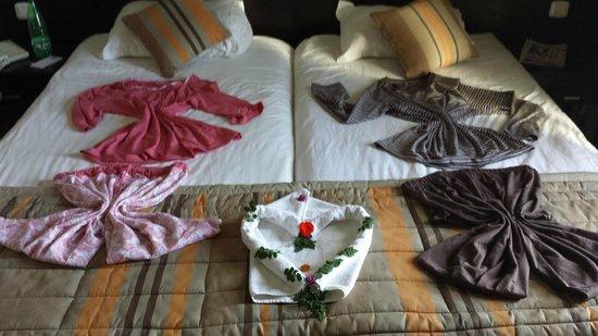 Vincci Nozha Beach Resort: Sin sie nicht Lieb die Damen des Zimmerservice