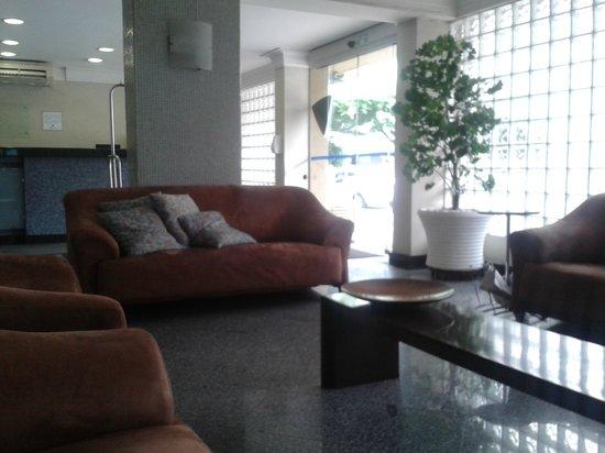 Hotel San Conrado : Recepção