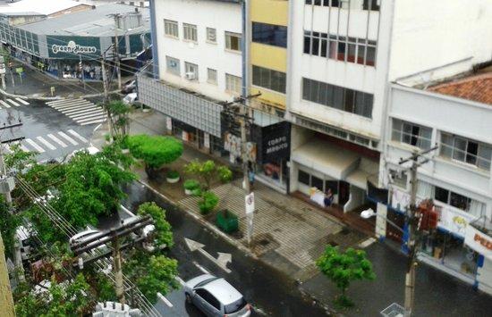 Hotel San Conrado : Vista do 802