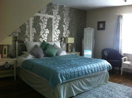 Ye Olde George Inn: Alresford bedroom
