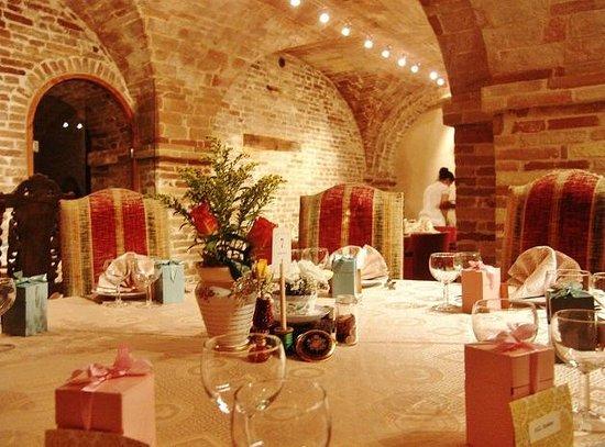 Ristorante Palazzo Mannocchi: Sala