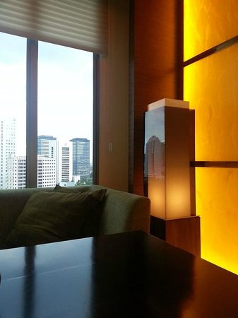 AYANA Midplaza JAKARTA : Another view from Club Lounge