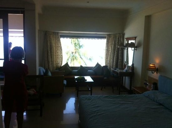Hindustan Beach Retreat: Executive Double or Twin Room