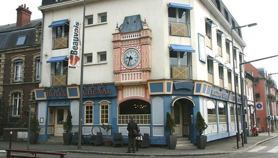 Le Chenal Hotel : Chenal Hotel