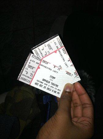 Premium Tickets for Stomp
