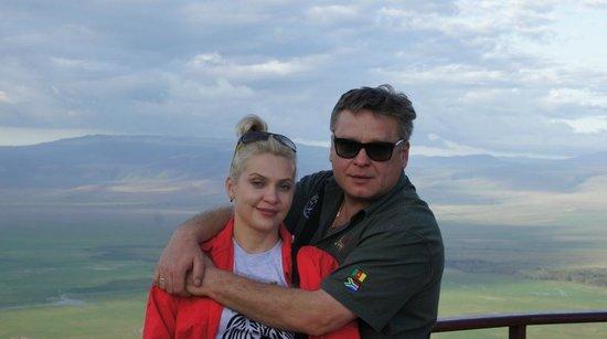 Ngorongoro Serena Safari Lodge : нгоронгоро