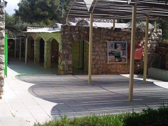 Safed, Israël : Biriya Fortress