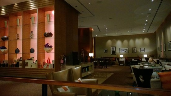 Address Dubai Mall: Lounge