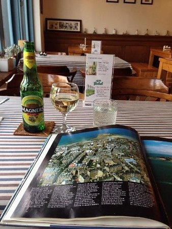 La Celtique Creperie: Cider of a pear