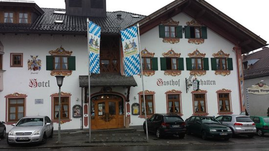 Hotel & Gasthof Schatten: Hotel Schatten