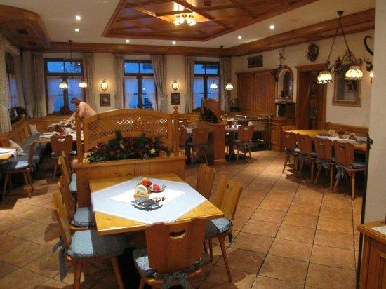 Hotel & Gasthof Schatten : Restaurant