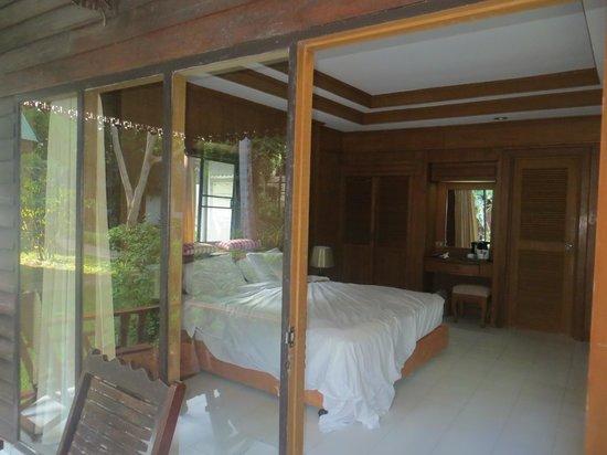 Sand Sea Resort: onze bungalow
