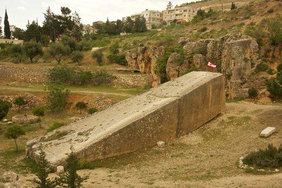 בעלבכ, לבנון: Baalbeck: Hajar Al Hibla