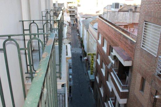 Hotel Carmen Granada: Vistas desde la habitación