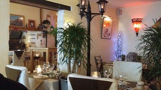 Gepetto : Salle du restaurant