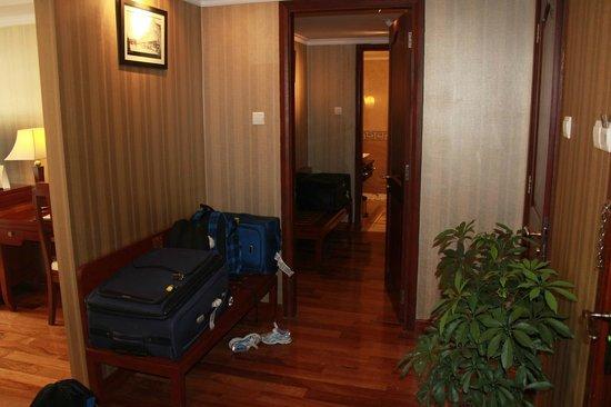 Rex Hotel: Suite