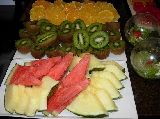 NH Tenerife: Good quality breakfast