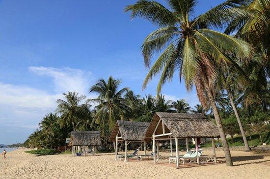 Tropicana Resort Phu Quoc: Strand