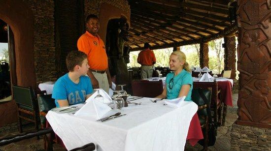 Serengeti Serena Safari Lodge: Серенгети
