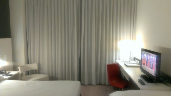 Axor Feria Hotel: Номер