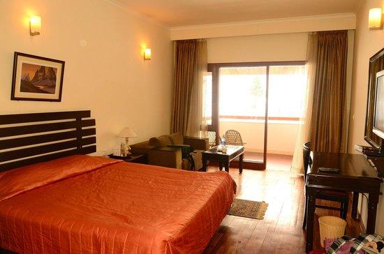 Solang Valley Resort: Superior Deluxe Room