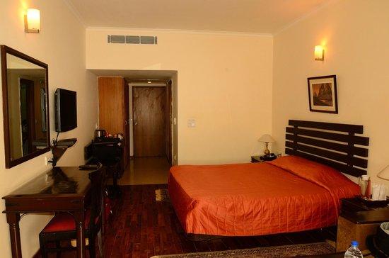 Solang Valley Resort: Superior Deluxe Room1
